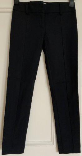 Patrizia Pepe 7/8 Length Trousers black cotton