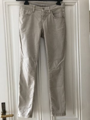 Cambio Jeans Tube jeans lichtgrijs