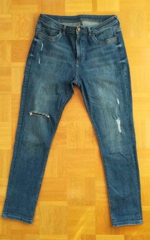 Esprit Jeans slim bleu