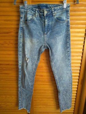 Schmale Jeans von pull & bear