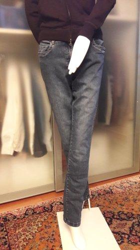René Lezard Stretch Jeans blue cotton