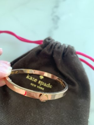 Kate Spade Bangle rose-gold-coloured