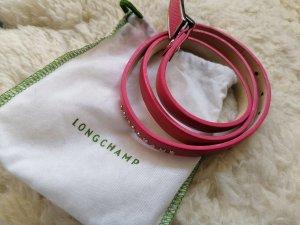 Schmaler Ledergürtel von Longchamp