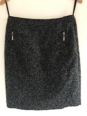 Fransa Miniskirt multicolored wool