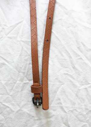 Mango Faux Leather Belt multicolored