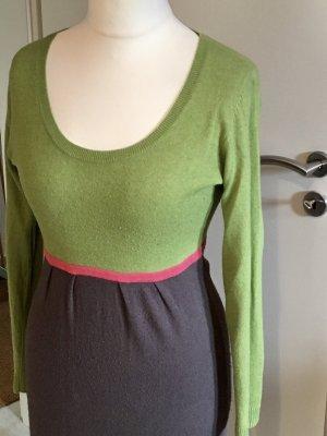 Boden Sweater Dress multicolored cotton