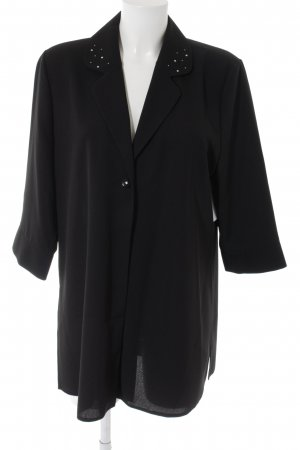 Schmeinck Long-Blazer schwarz Business-Look
