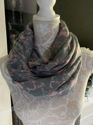 Anna Field Chal veraniego gris-rosa empolvado