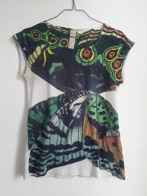 Schmetterling T-Shirt, Zara Basic, Special Garments S/S 11, Gr. XS