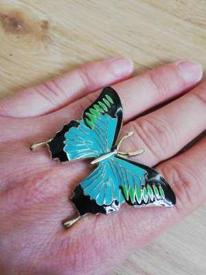 Schmetterlingsring