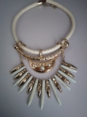 Bjou Brigitte Necklace gold-colored-cream