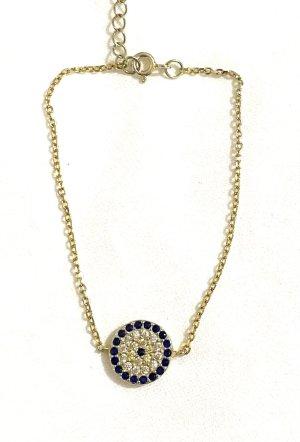 Vintage Braccialetto d'oro oro-nero
