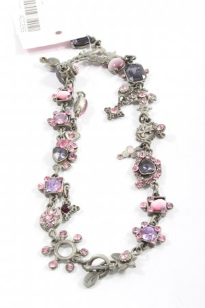 schmuck-art Collier multicolore elegante