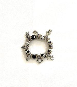 Schmuck Perlen Armreifen Elastische  Vintage