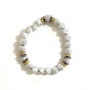 Vintage Bransoletki z perłami Wielokolorowy