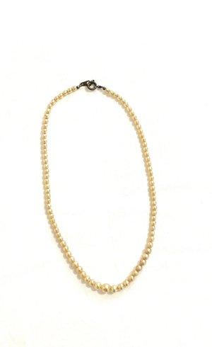 Schmuck Perlen Ketten Länge 39 cm Vintage
