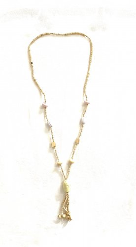 Vintage Collier multicolore
