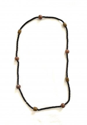 Schmuck Schöne Perlen Ketten Länge 60 cm Vintage