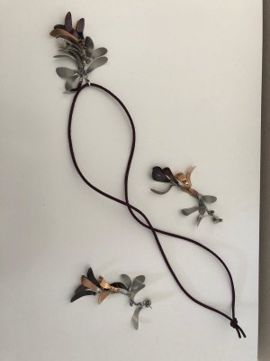 Breil Link Chain bronze-colored