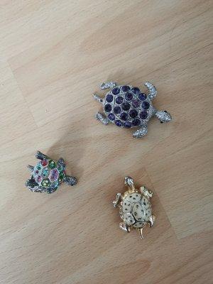 Schmuck Set Konvolut Schildkröte