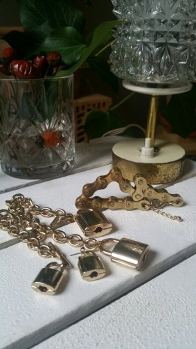 H&M Bracelet gold-colored