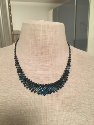 Bijou Brigitte Collier Necklace blue-dark blue
