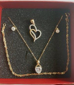 Schmuck Gold Chain gold-colored