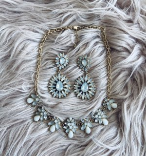 Schmuckset|Halskette|Ohrringe