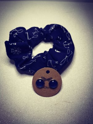Softwalk Handmade Ribbon dark blue