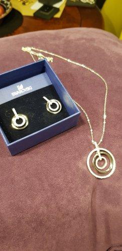 Swarovski Link Chain silver-colored