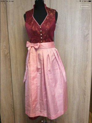 Alpenherz Vestido Dirndl multicolor