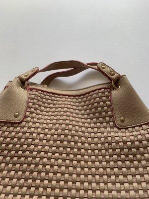 Sacoess Handbag cream-pink
