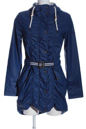 Schmuddelwedda Manteau de pluie bleu style décontracté
