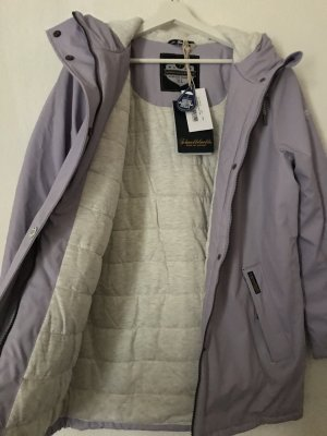Schmuddelwedda Raincoat purple-lilac