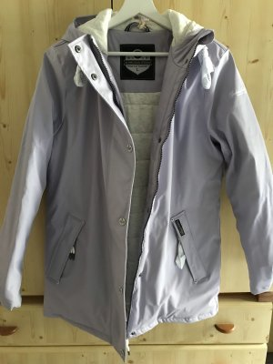 Schmuddelwedda Raincoat purple