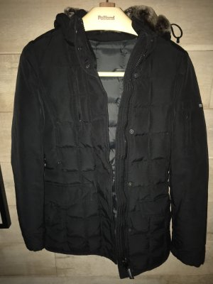 Woolrich Doudoune noir tissu mixte