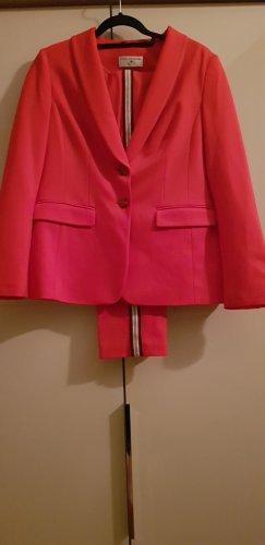 rick cardona Trouser Suit red