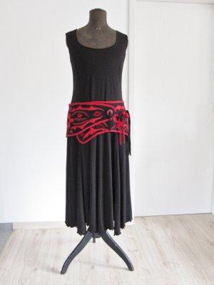 Hip Belt multicolored merino wool