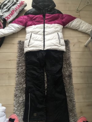 IGUANA Pantalón de esquí negro