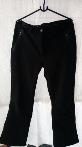 Crane Pantalón de esquí negro