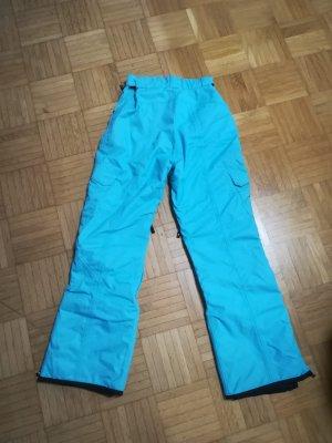 Pantalón de esquí azul claro