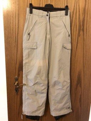 Pantalón de esquí beige-beige claro