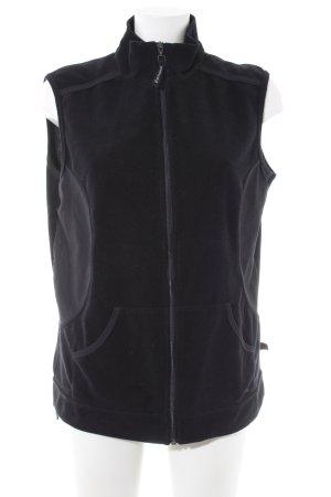 Schneider Fashion Fleecejacke schwarz Casual-Look