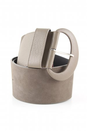 Schneider & Friends Waist Belt light grey casual look