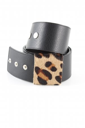 Schneider & Friends Waist Belt animal pattern casual look