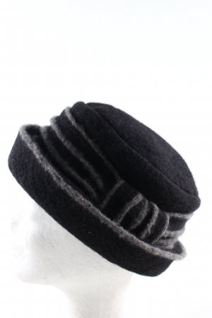 Schneider & Friends Woolen Hat black casual look