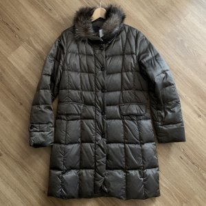 Schneiders Salzburg Down Coat dark brown-bronze-colored