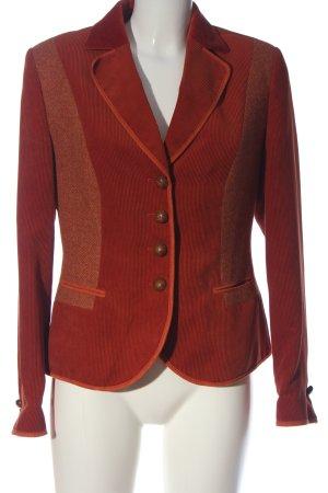 Schneiders Salzburg Short Blazer red casual look