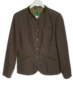 Schneiders Salzburg Short Blazer brown business style