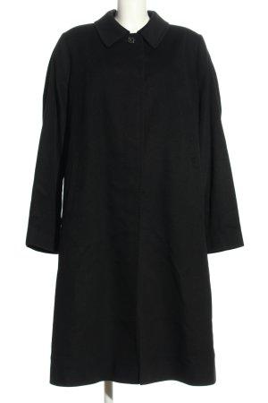 Schneiders Salzburg Wool Coat black casual look